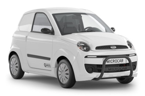 RM VSP MICROCAR M.GO CARGO MOTEUR PROGRESS